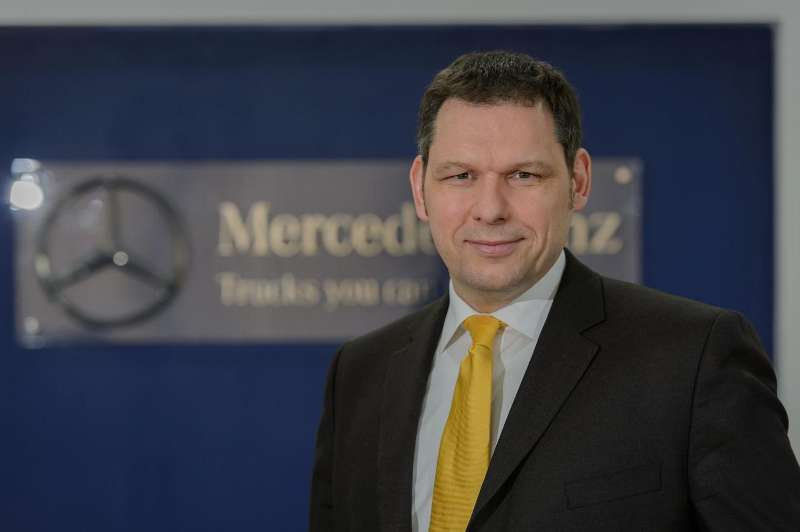 Daimler ag appoints new ceo for mercedes benz in romania for Mercedes benz ceo