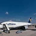 Die D-AIMB mit dem Namen Müchen ist die zweite A380 der Lufthansa Flotte.