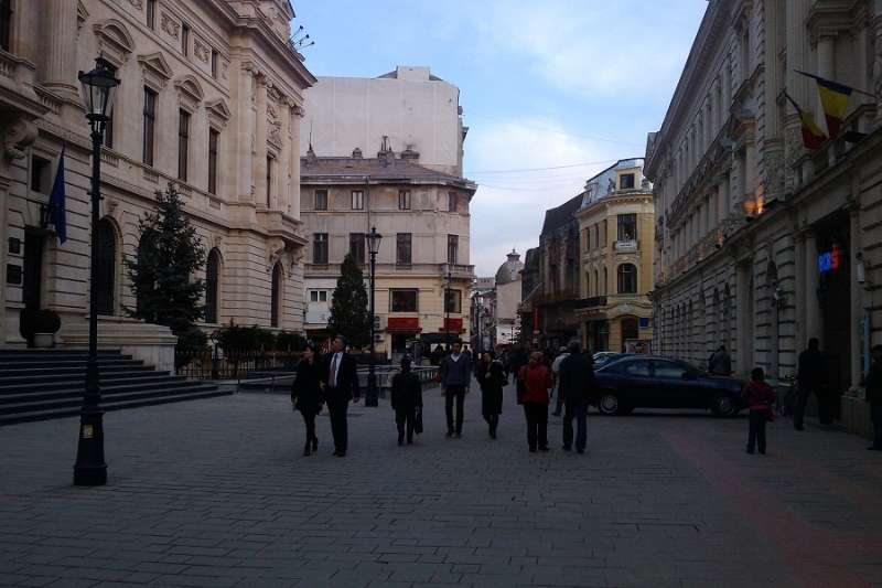 bucharest wants to expand its old town