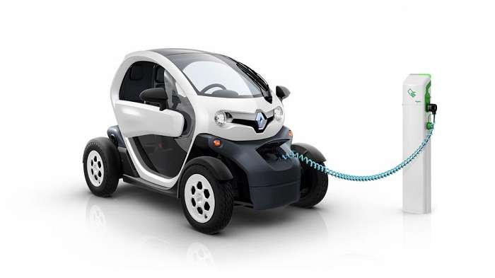 recharge electric vehicles