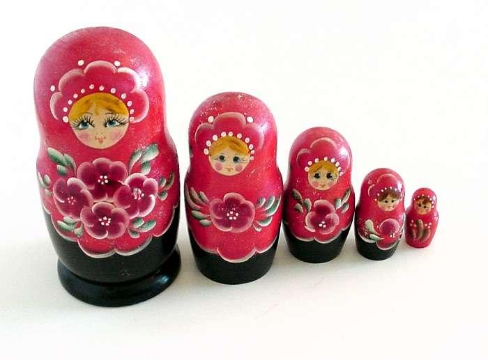 Russian nesting dolls romania insider