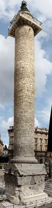 Trajan's_Column_Panorama wikipedia