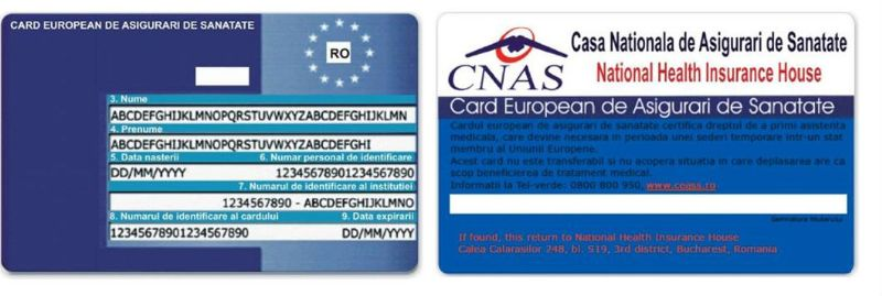 S Amp T Lands European Health Card Production And Distribution