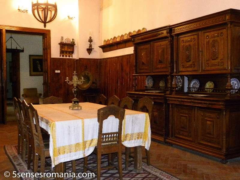 balcescu Dining room