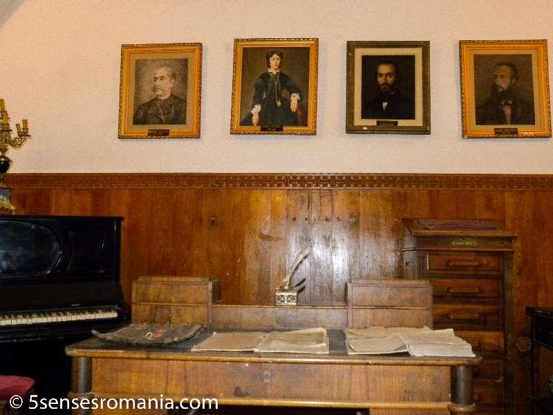balcescu Portraits of Balcescu brothers