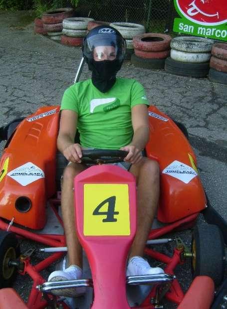 ashley karting 2