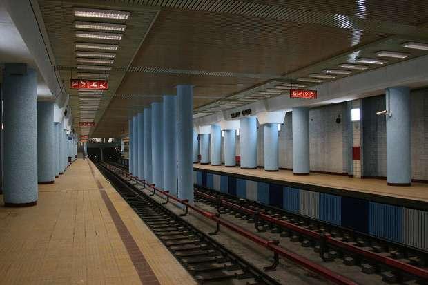 metro station 2