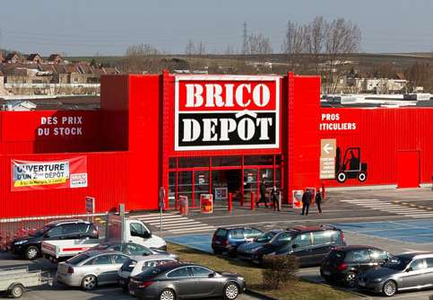Kingfisher close to reopening bricostore shops in romania for Store exterieur brico depot