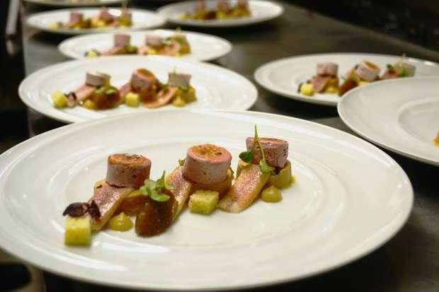 foie gras the artist