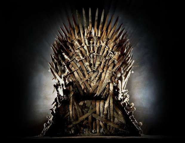 iron throne hd wallpaper