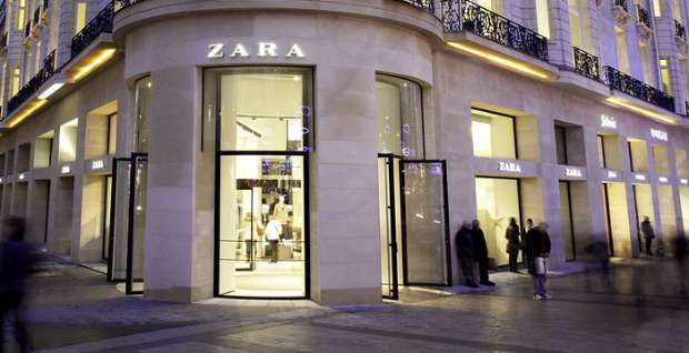 zara launches online shop in romania romania insider. Black Bedroom Furniture Sets. Home Design Ideas