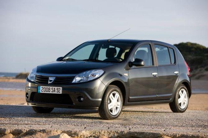 Dacia registrations