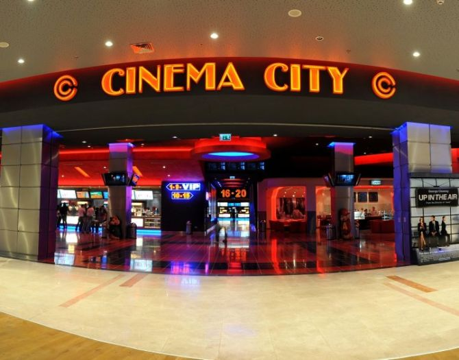 Cinema City to open four new multiplexes in Romania this ...