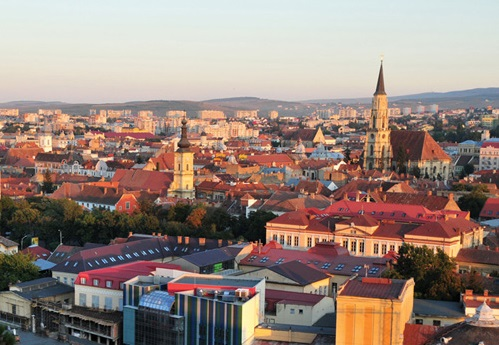 Romania S Cluj Napoca Best City In The Eu For Air Quality