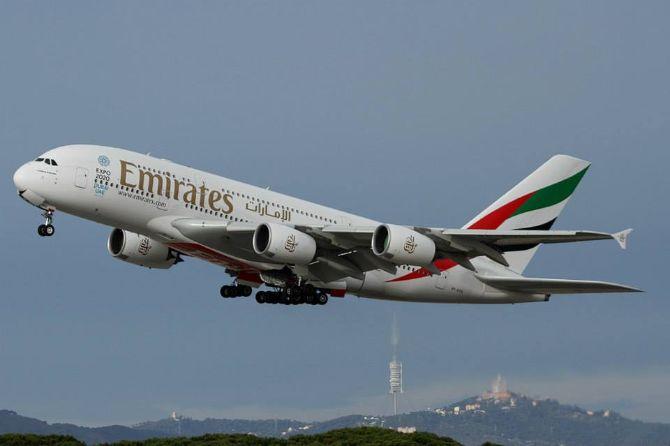 Emirates flight quarantined at JFK after passengers fall ill