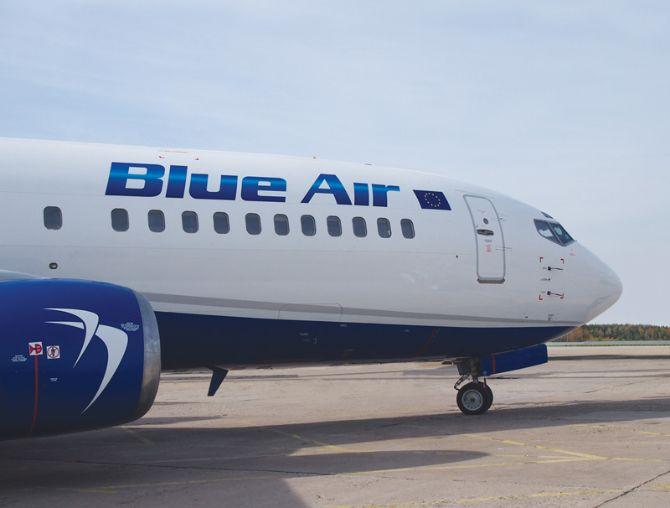 Blue Air (0B/BMS) | Fleet, Routes & Reviews | Flightradar24