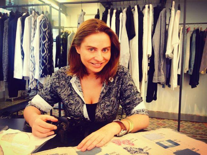 Romanian fashion desig...