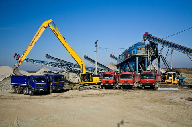 One of Romania's largest construction companies files for ...