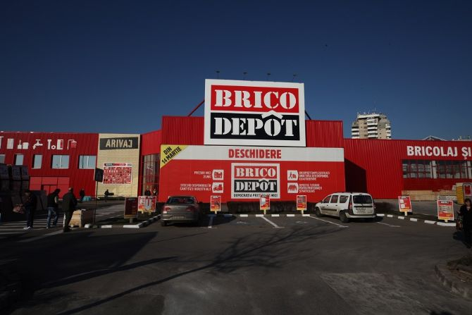 brico depot romania changes general manager. Black Bedroom Furniture Sets. Home Design Ideas