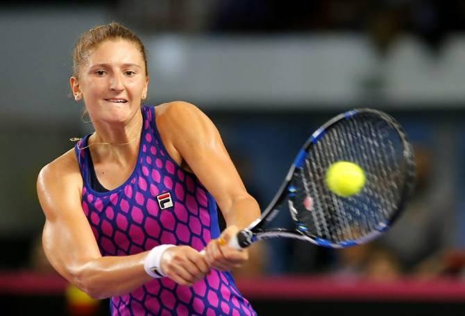 2016 Wimbledon player profile: Irina-Camelia Begu | VAVEL.com  |Begu