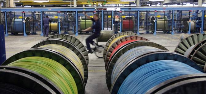 Italian Cable Producer Prysmian To Invest Eur 30 Mln In