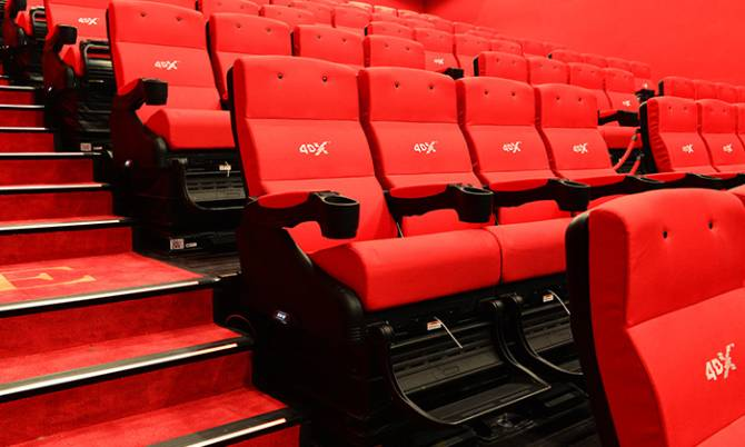 Bucharest's newest mall comes with first 4Dx cinema in