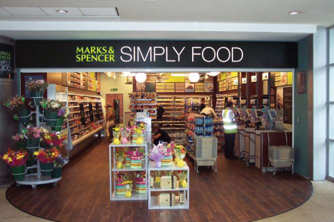 management systems in marks and spencers essay