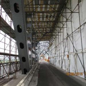 Revamping of the friendship bridge between Giurgiu and Ruse (11)