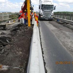 Revamping of the friendship bridge between Giurgiu and Ruse (13)