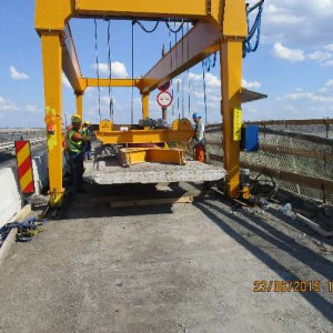 Revamping of the friendship bridge between Giurgiu and Ruse (15)