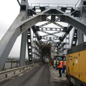 Revamping of the friendship bridge between Giurgiu and Ruse (2)