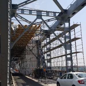 Revamping of the friendship bridge between Giurgiu and Ruse