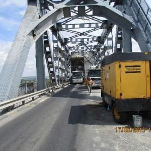 Revamping of the friendship bridge between Giurgiu and Ruse (4)