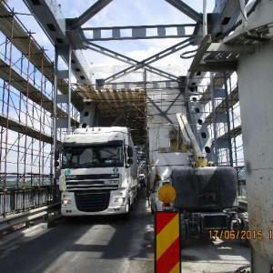 Revamping of the friendship bridge between Giurgiu and Ruse (5)