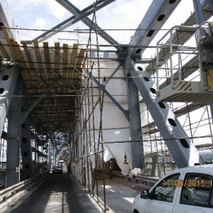 Revamping of the friendship bridge between Giurgiu and Ruse (6)