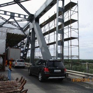 Revamping of the friendship bridge between Giurgiu and Ruse (9)