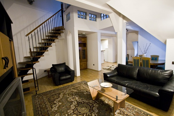 P two beautiful apartments for rent in dorobanti for Bucharest apartments