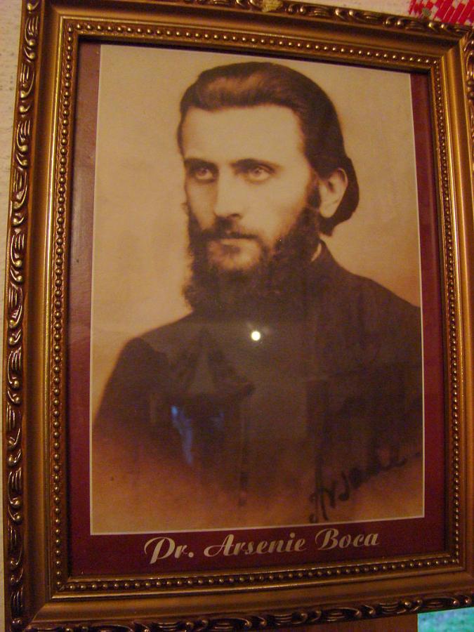 Father Arsenie Boca