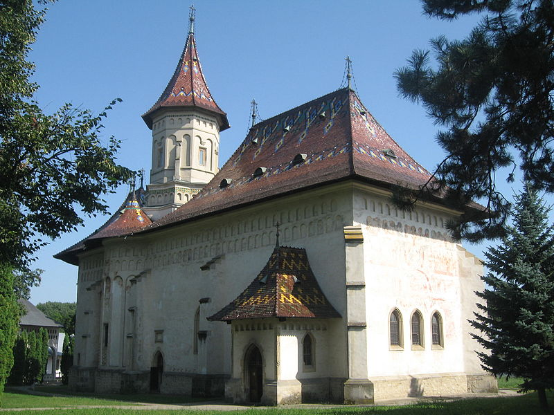 John the New Monastery Church in Suceava