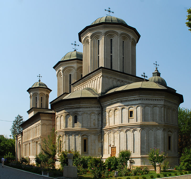 Radu Voda Church