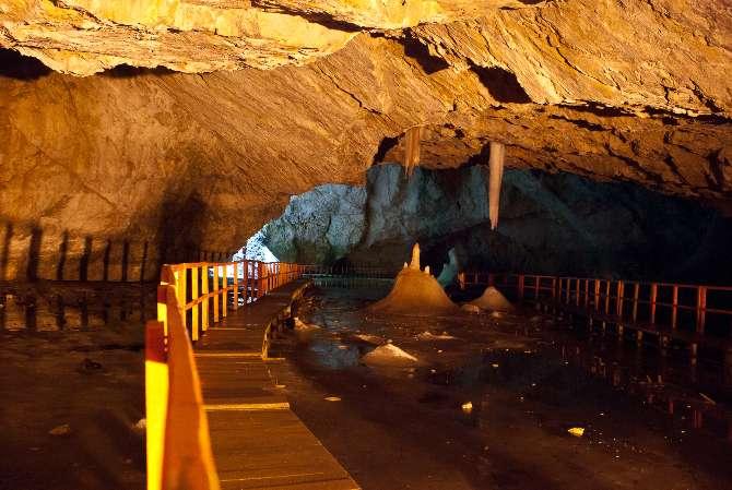 Scarisoara Cave