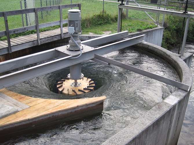 Romanian church buys hydro power plant for Pool design generator