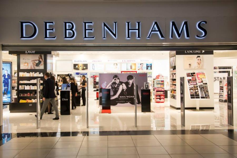 Debenhams Ireland reassures staff and customers as UK