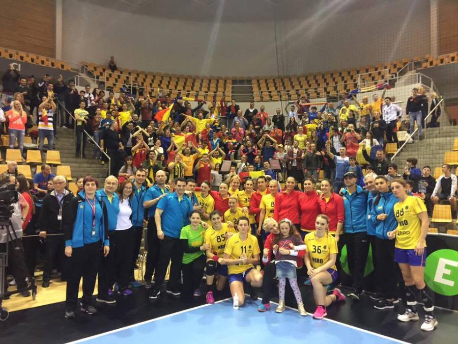 Handball Romanian Women Sport 24