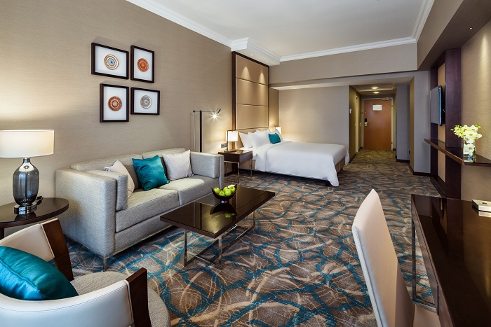 Guests Will Be Inspired At The New Toronto Marriott: JW Marriott Hotel In Bucharest Renovates Executive Floors