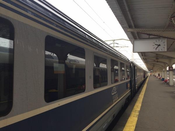 Trains Connecting Bucharest To Thessaloniki Istanbul And Sofia