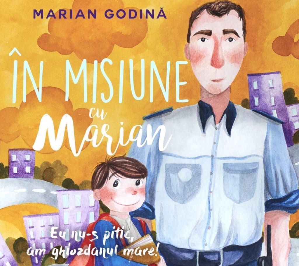 Romania S Most Popular Policeman Launches Children S Book Romania