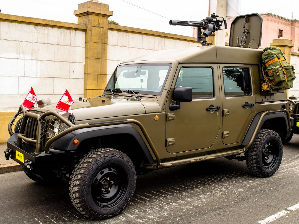 Romania May Produce Jeep Military Vehicles Romania Insider