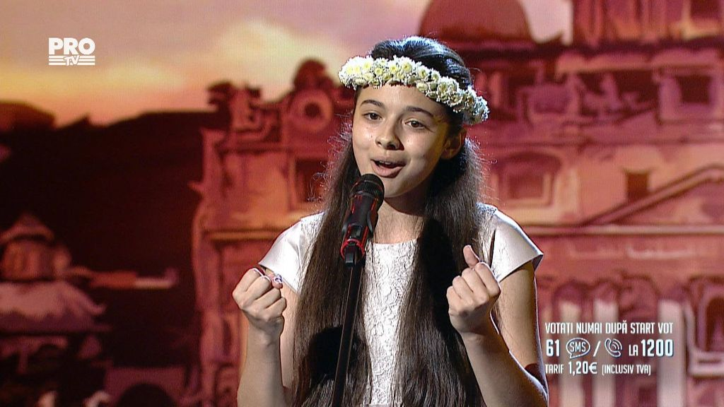 Young opera singer who stunned America with her voice wins Romania's ...