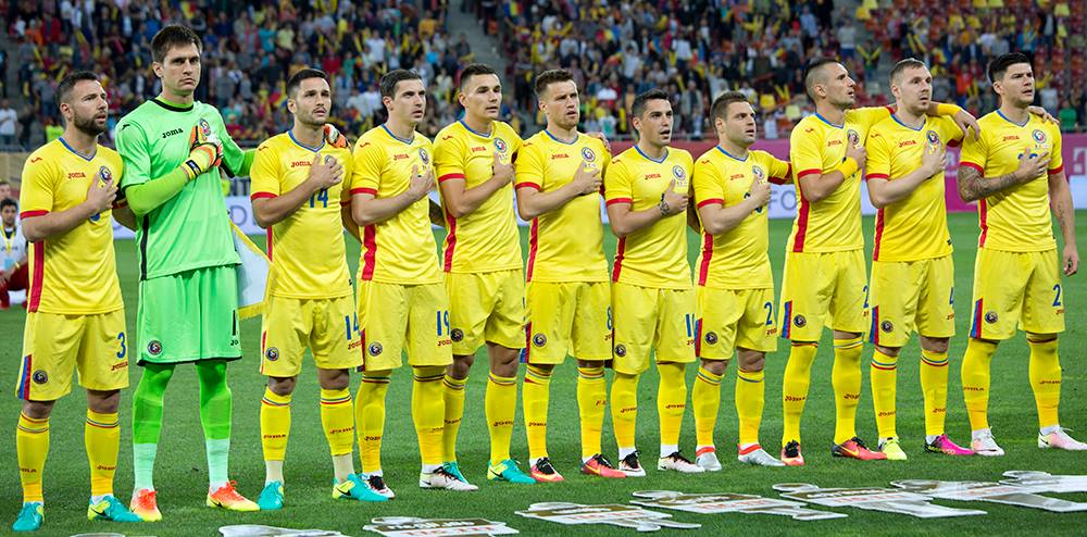 "Romanian Soccer Team Official: ""Ro..."